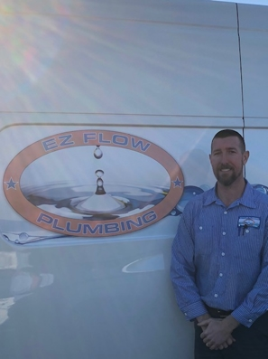 Scott Reisack, Owner of EZ Flow Plumbing, LLC